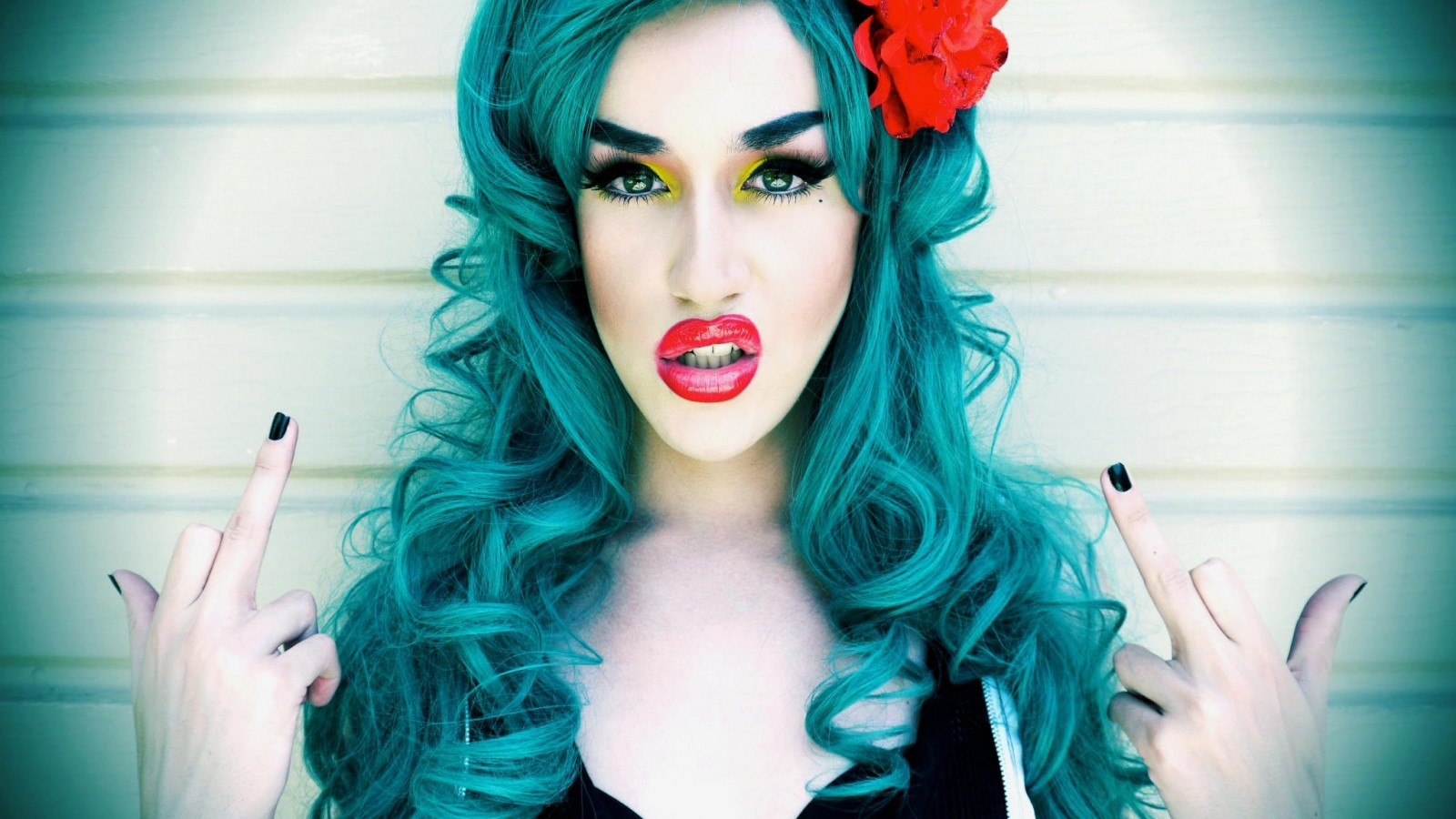 #16 by Cartoon Dandy: Adore Delano – Till Death Do Us Party