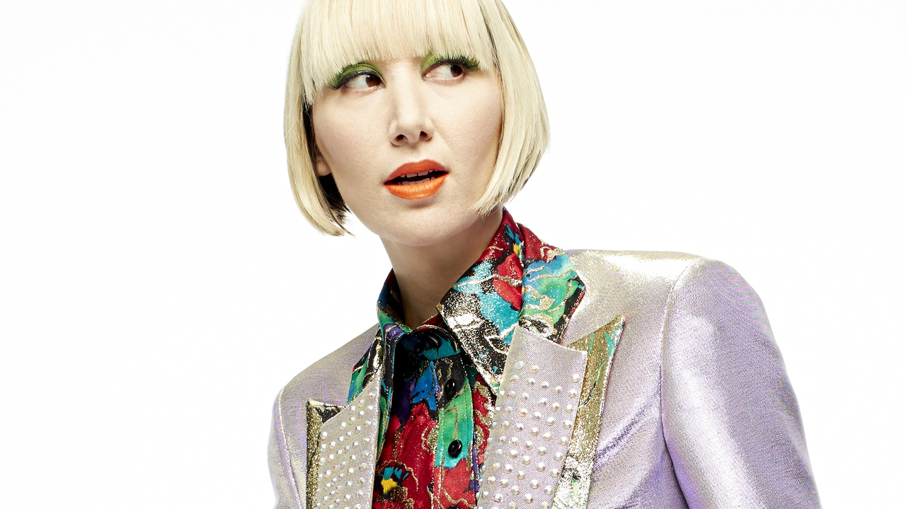 #10 by Cartoon Dandy: Karen O – Crush Songs
