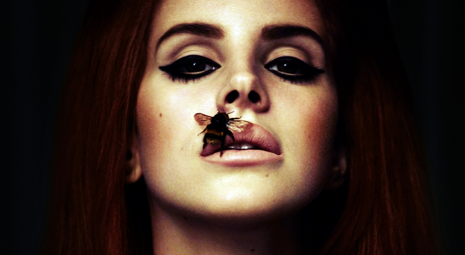 #20 by Cartoon Dandy: Lana Del Rey – Ultraviolence