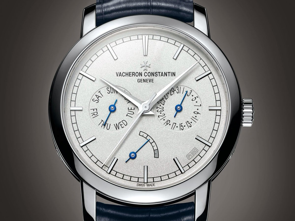 Vacheron Constantin Day-Date And Power Reserve