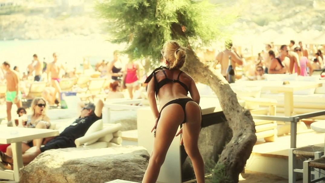 What happens in Mykonos, stays in Mykonos...
