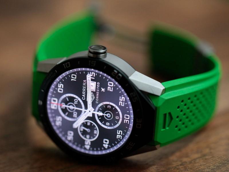 Το πρώτο smartwatch της ελβετικής ωρολογοποιίας