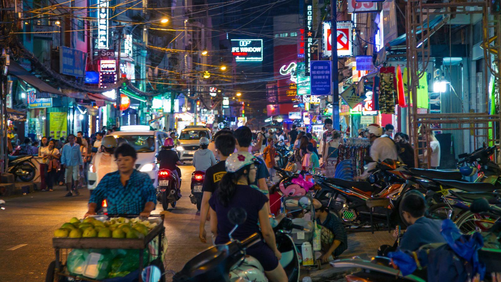 Goodnight Saigon
